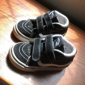 Toddler Baby Vans sneakers 5.5